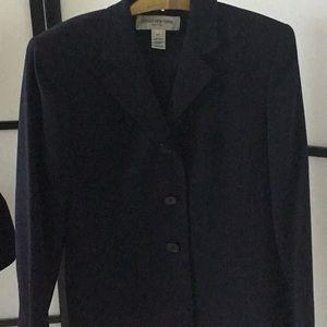 Jones New York navy blazer